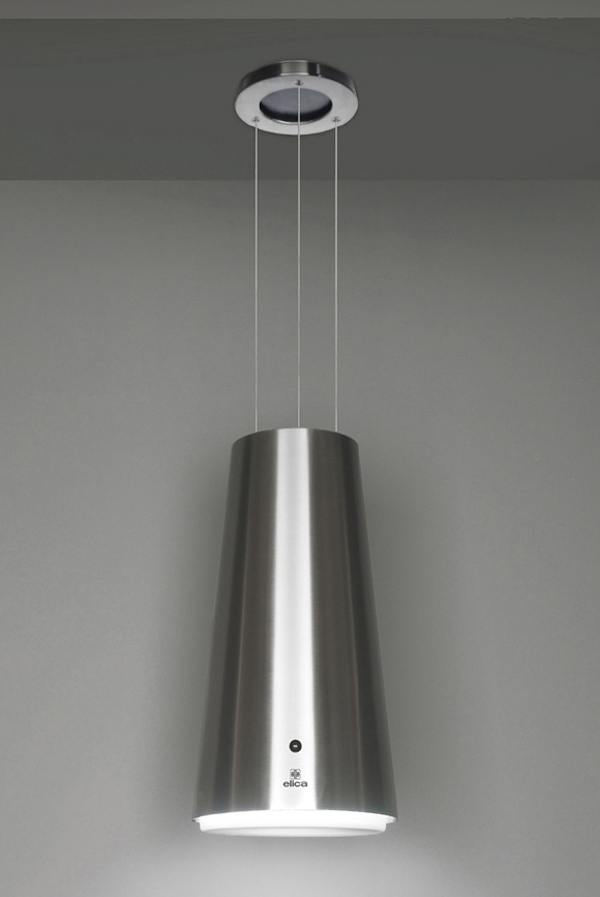 Unusual Cooker Hoods lift- created the new suspended cooker hood typology - elica®'