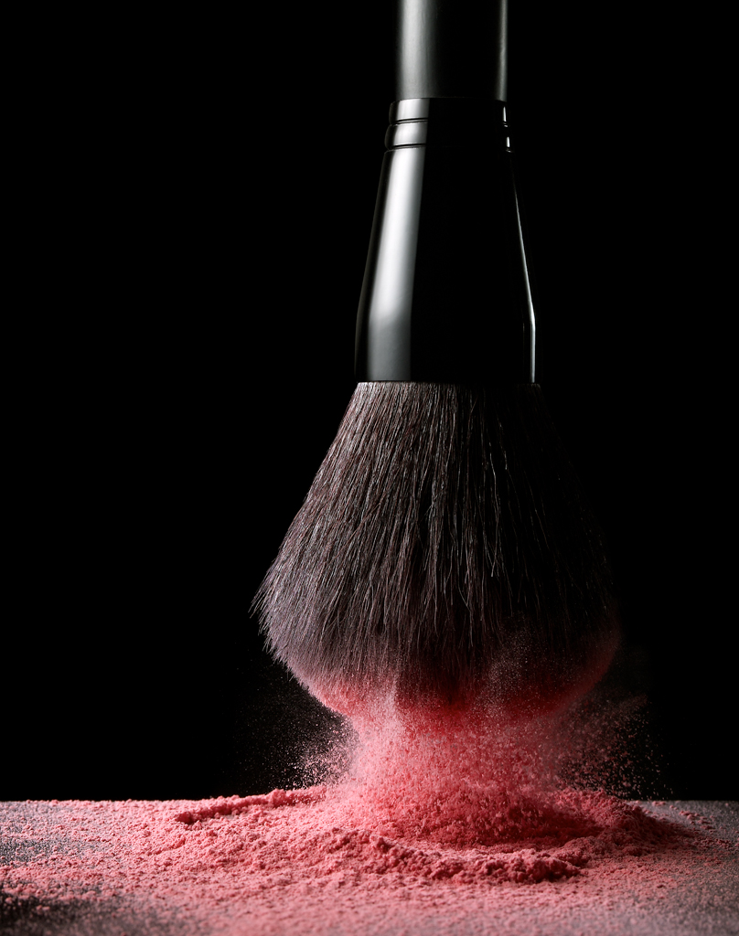 Makeup Brush Advertisement