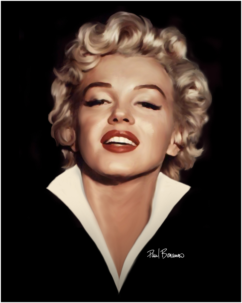 Marilyn Paul Bonanno Illustration United States