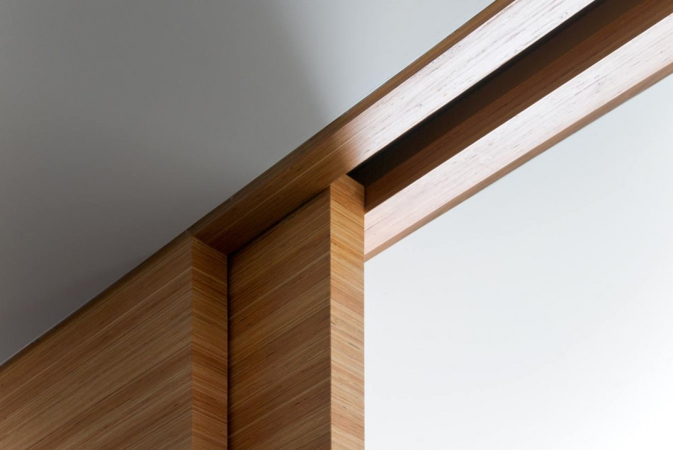 Pocket Door Detail By James Vira Aia Architecture From
